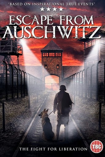The Escape from Auschwitz Poster