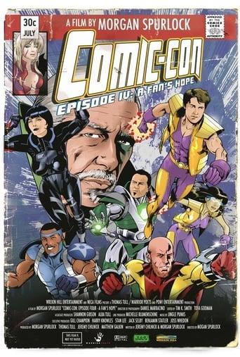 Watch Comic-Con Episode IV: A Fan's Hope 2011 full online free