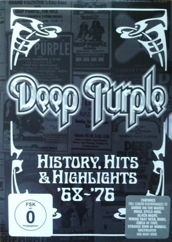 Poster of Deep Purple: History, Hits & Highlights '68-'76
