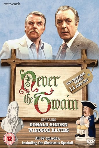 Poster of Never the Twain