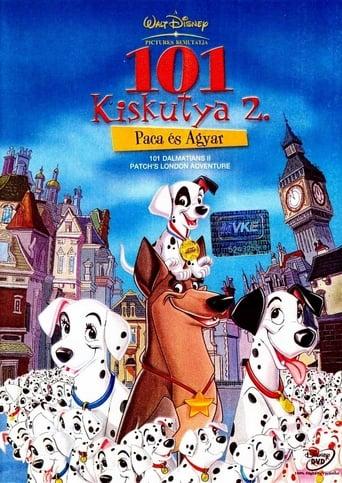 101 kiskutya 2: Paca és Agyar
