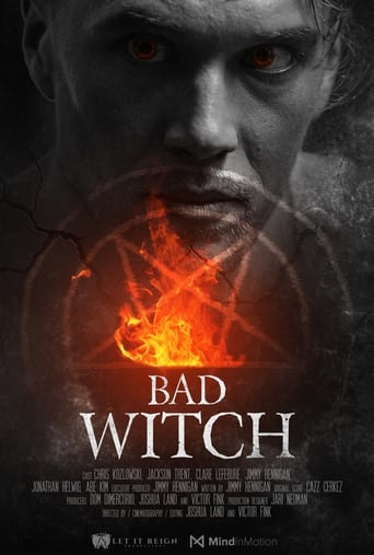 Poster Bad Witch