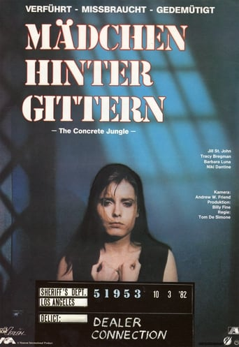 Poster of The Concrete Jungle