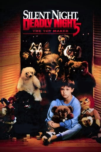 Watch Silent Night, Deadly Night 5: The Toy Maker Free Online Solarmovies