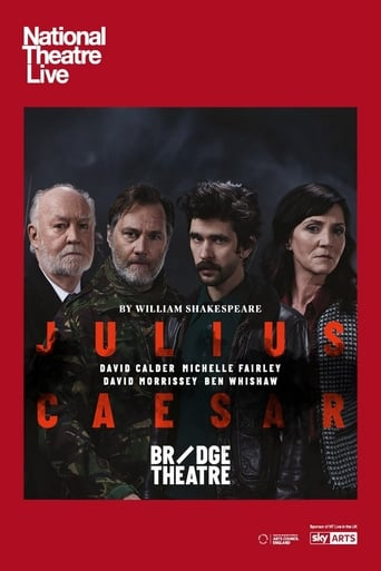 Poster of National Theatre Live: Julius Caesar
