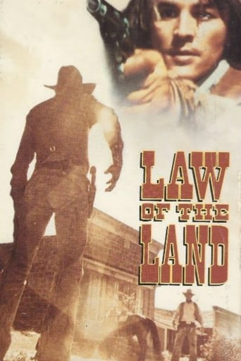 Poster of Law of the Land