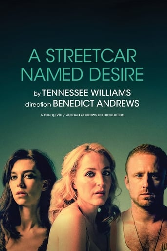 Poster of National Theatre Live: A Streetcar Named Desire