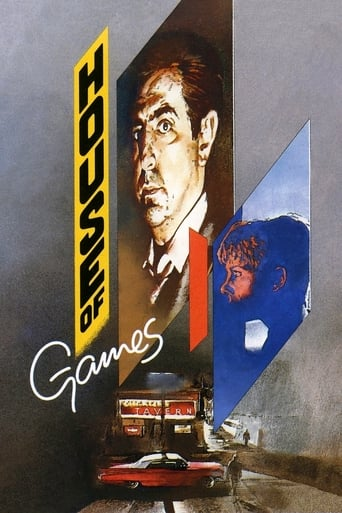 Poster of House of Games