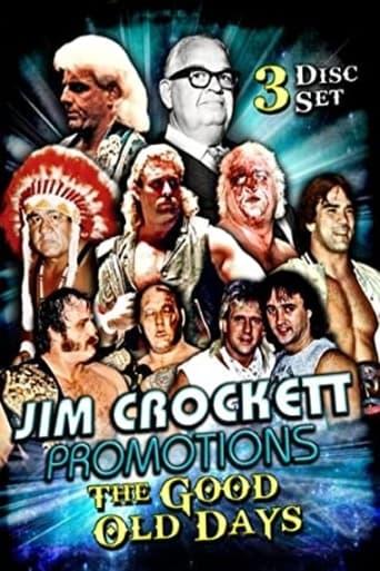 Jim Crockett Promotions: The Good Old Days