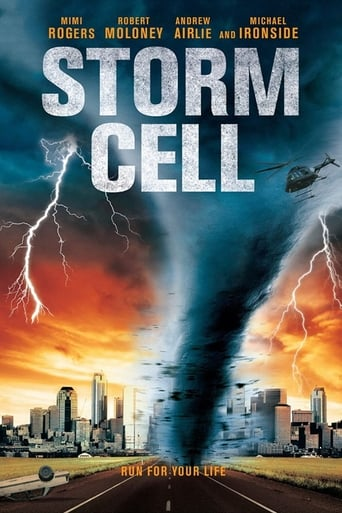 Poster of Storm Cell