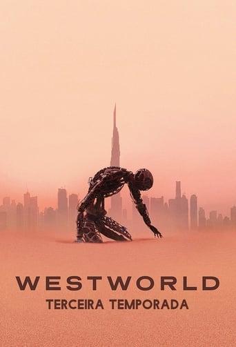 Westworld 3ª Temporada - Poster