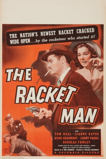 Poster of The Racket Man
