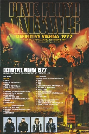 Pink Floyd: Definitive Vienna 1977 - 8mm film (Sigma 223) Movie Poster