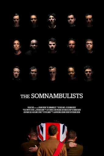 Poster of The Somnambulists