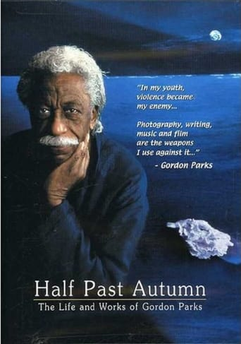 Poster of Half Past Autumn: The Life and Works of Gordon Parks