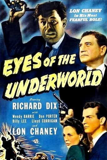 Poster of Eyes of the Underworld