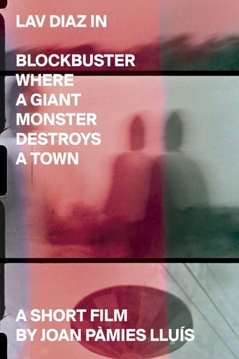 Blockbuster Where a Giant Monster Destroys a Town