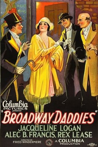Poster of Broadway Daddies
