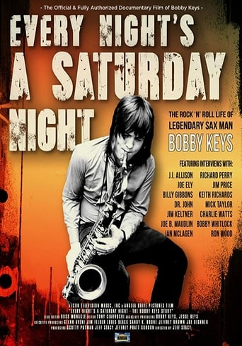 Poster of Every Night's a Saturday Night