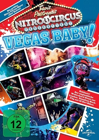 Poster of Nitro Circus Presents: Vegas Baby!
