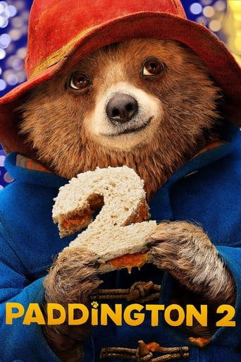 As Aventuras de Paddington 2 - Poster