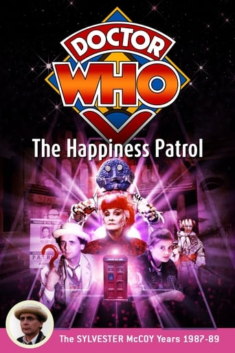 Poster of Doctor Who: The Happiness Patrol