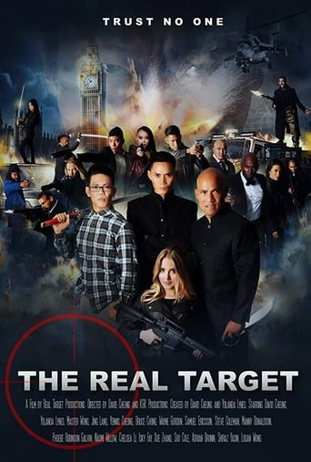 Poster of The Real Target