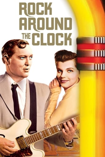 Poster of Rock Around the Clock