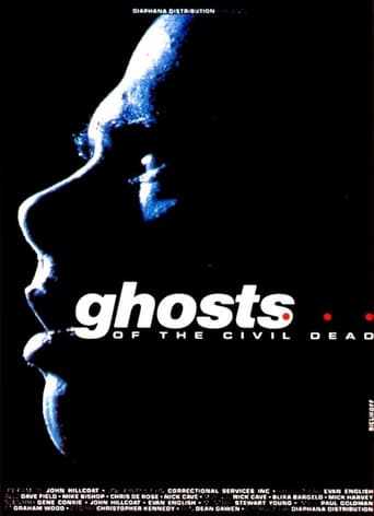 Poster of Ghosts... of the Civil Dead