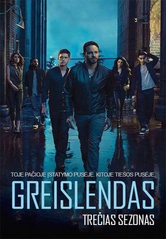 Greislendas / Graceland (2015) 3 Sezonas