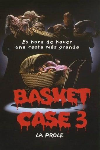Poster of Basket Case 3: La prole