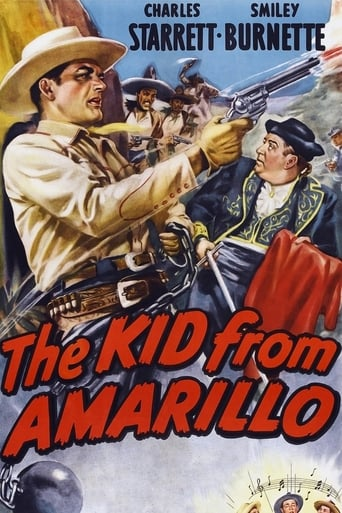 Poster of The Kid from Amarillo