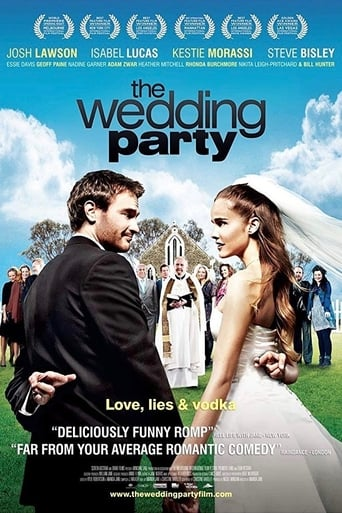 Poster of The Wedding Party