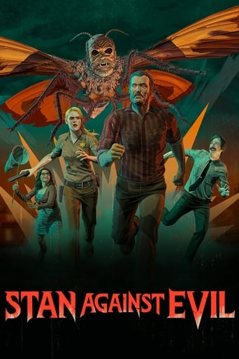 Poster of Stan Against Evil