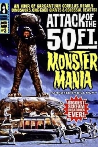 Poster of Attack of the 50 Foot Monster Mania