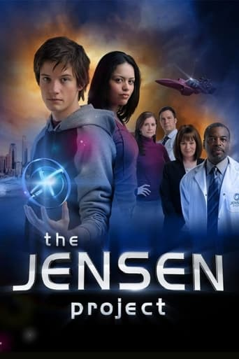 Poster of The Jensen Project