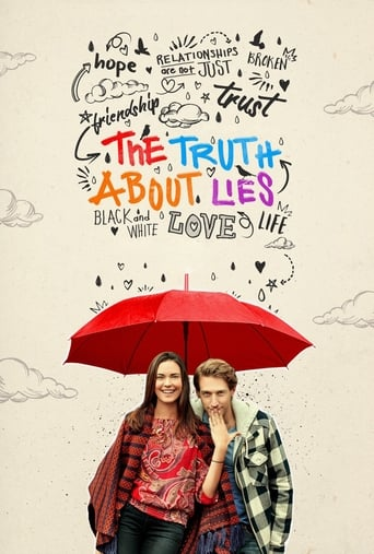 Poster of The Truth About Lies
