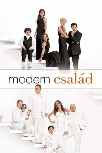 Poster of Modern család