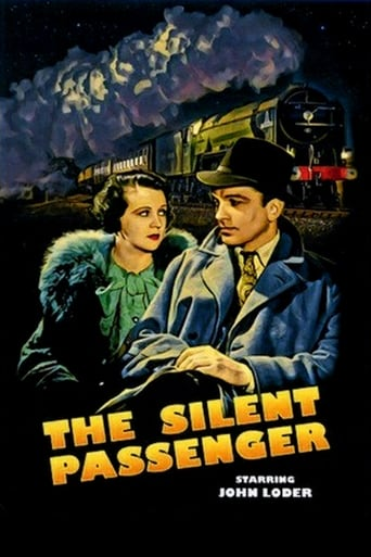 Poster of The Silent Passenger