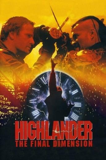 Watch Highlander: The Final Dimension Online