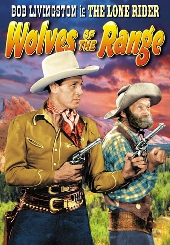 Poster of Wolves of the Range