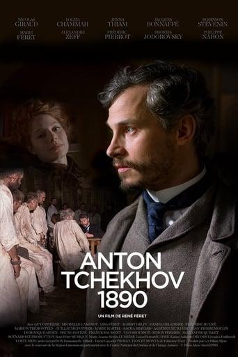 Poster of Anton Tchekhov 1980