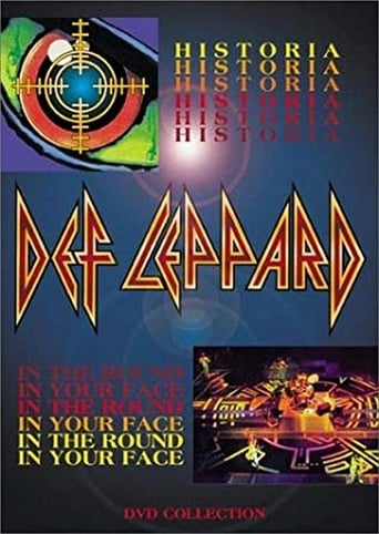 Def Leppard - Historia, In the Round, In Your Face