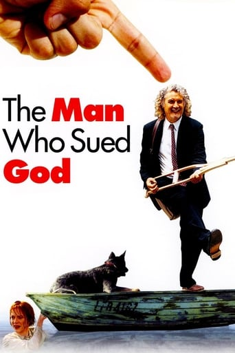Poster of The Man Who Sued God