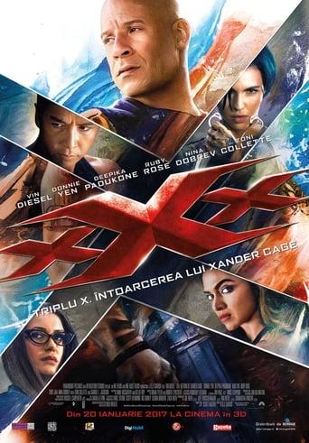 Film online xXx: Întoarcerea lui Xander Cage Filme5.net