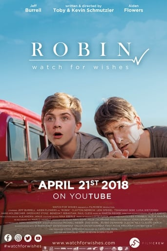 Robin: Watch for Wishes Poster