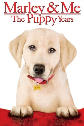 Poster of Marley & Me: The Puppy Years fragman