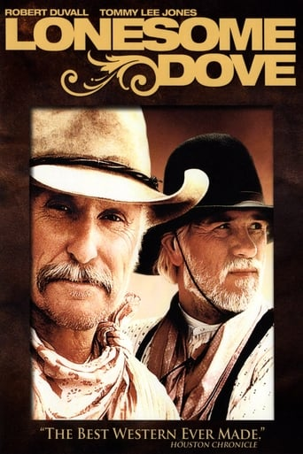 Poster of Lonesome Dove