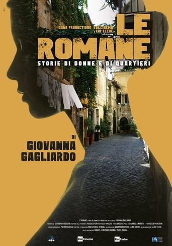 Le romane - Storie di donne e di quartieri