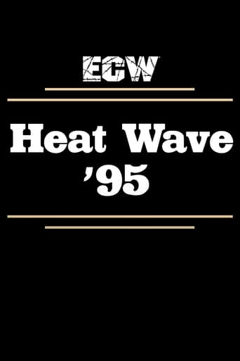 Poster of ECW Heat Wave 1995